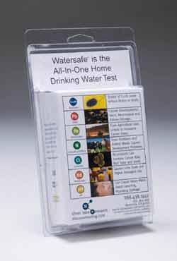 WATERSAFE 8 paraméter